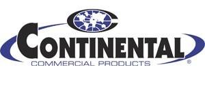 Continental logo voor baby annkleedtafels
