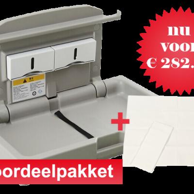 Voordeelpakket babytafel.nl