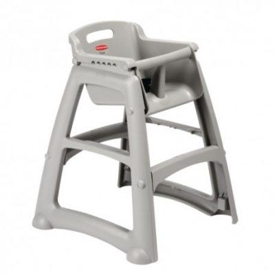 (Stapelbare) Kinderstoel voor in de horeca